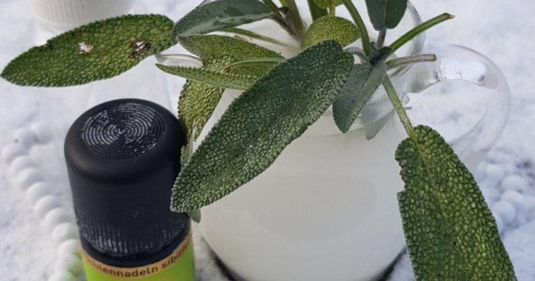 Salvia & barr deodorant
