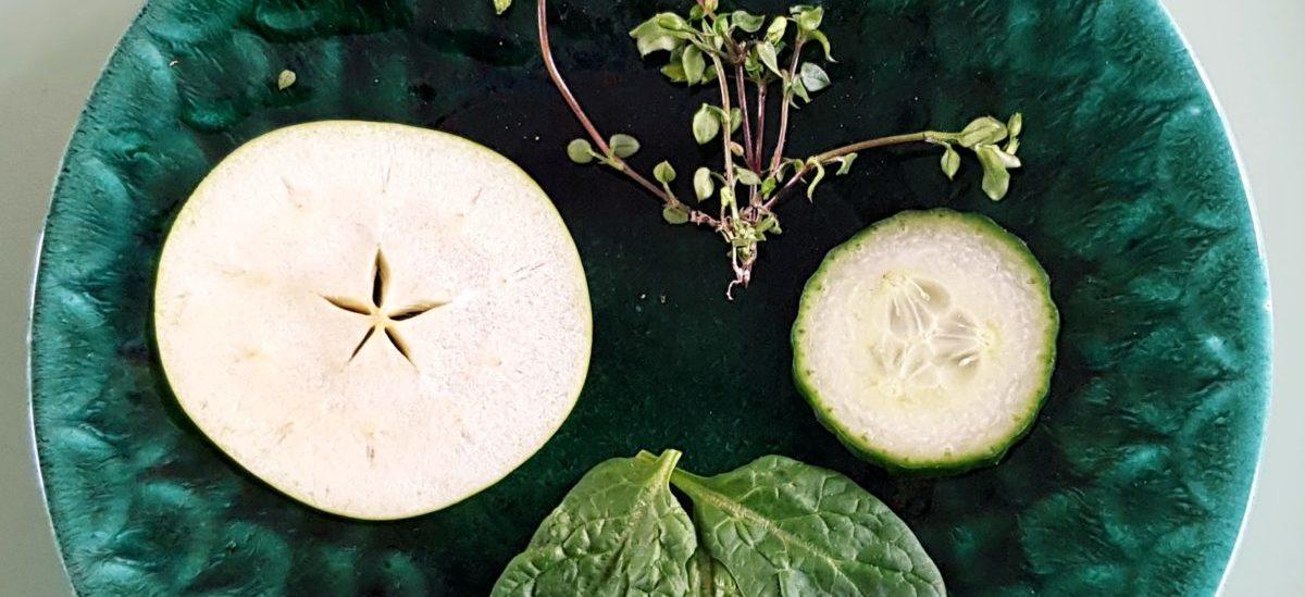 """Grön smoothie """"VÅRKÄNSLAN"""""""